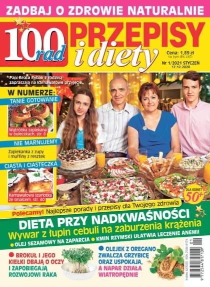 100 Rad przepisy i diety