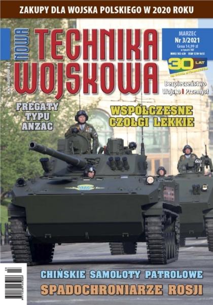 Nowa technika wojskowa